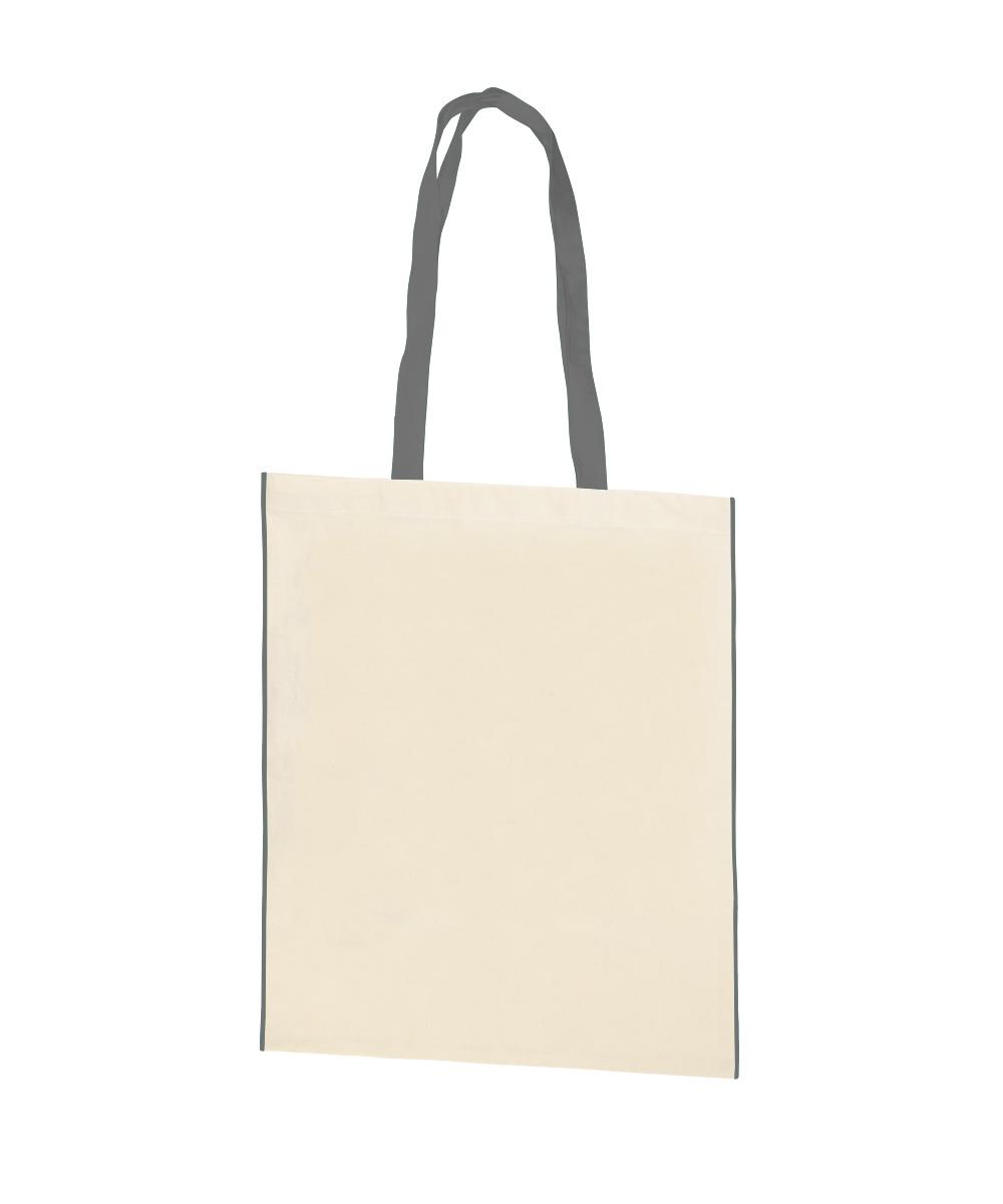 KASA GREY Cotton Bag