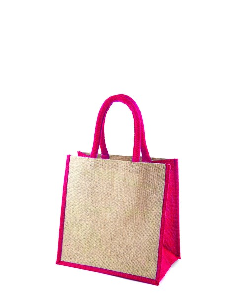MAMBA CT PINK Jute Bag