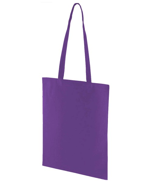 NYOKA PURPLE Cotton Bag