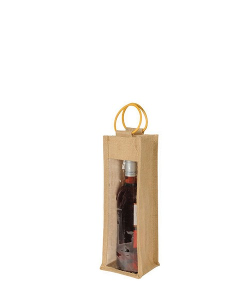 1 Bottle Bag With Window