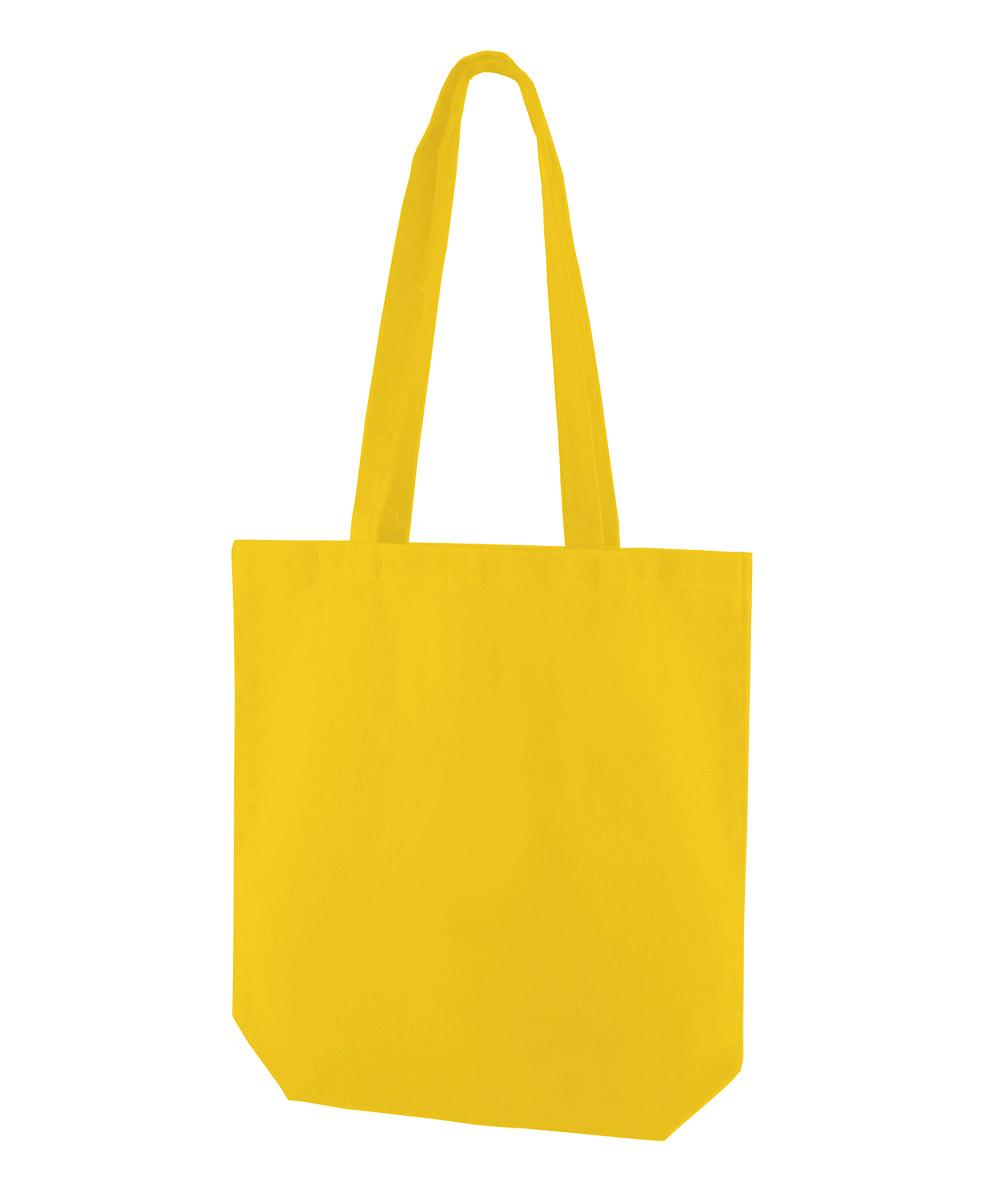 KINDI YELLOW Cotton Bag