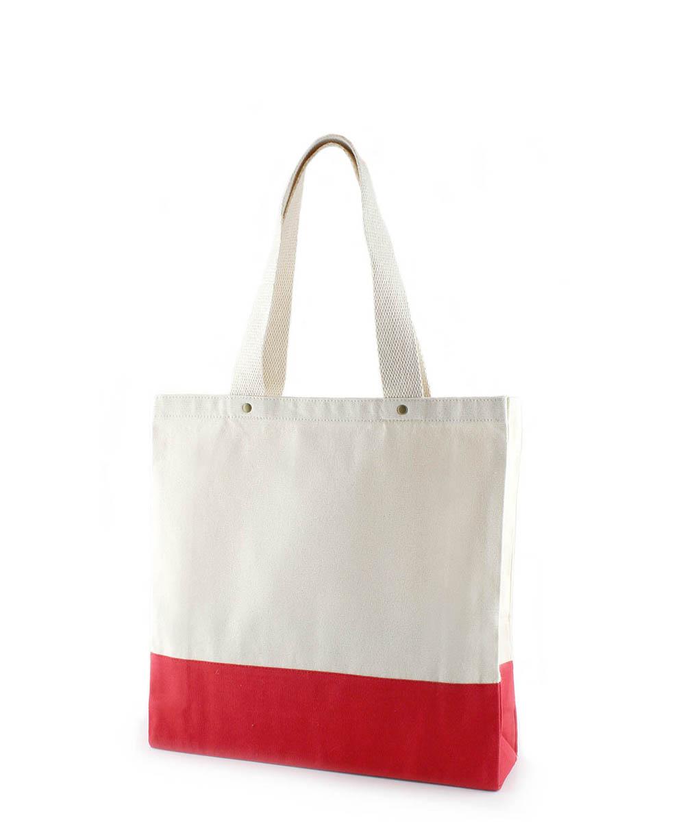 KOMBA RED Canvas Bag