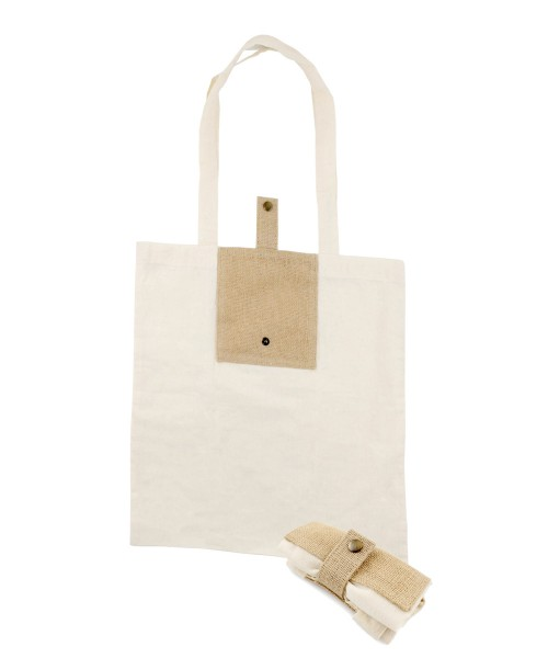 Foldable cotton Bag