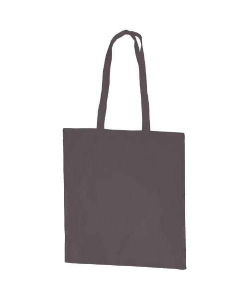 grey cotton bag