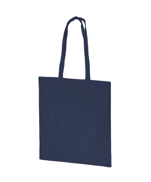MONDO NAVY Cotton Bag