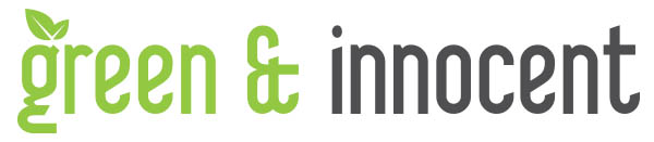 green & innocent Retina Logo