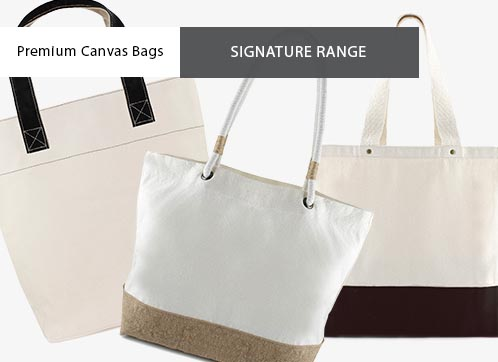Signature Canvas Bags