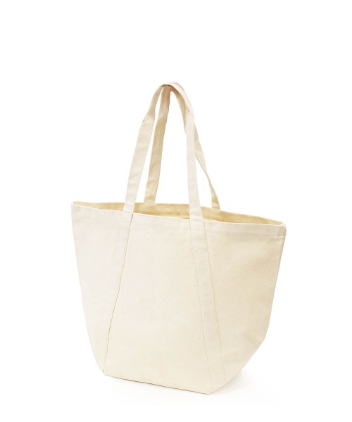 Canvas Bag with Zip